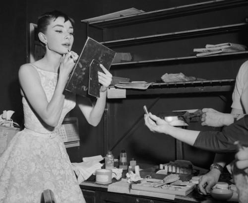 Audrey Hepburn Makeup Tutorial Recreating Famous Look - Audrey-hepburn-makeup