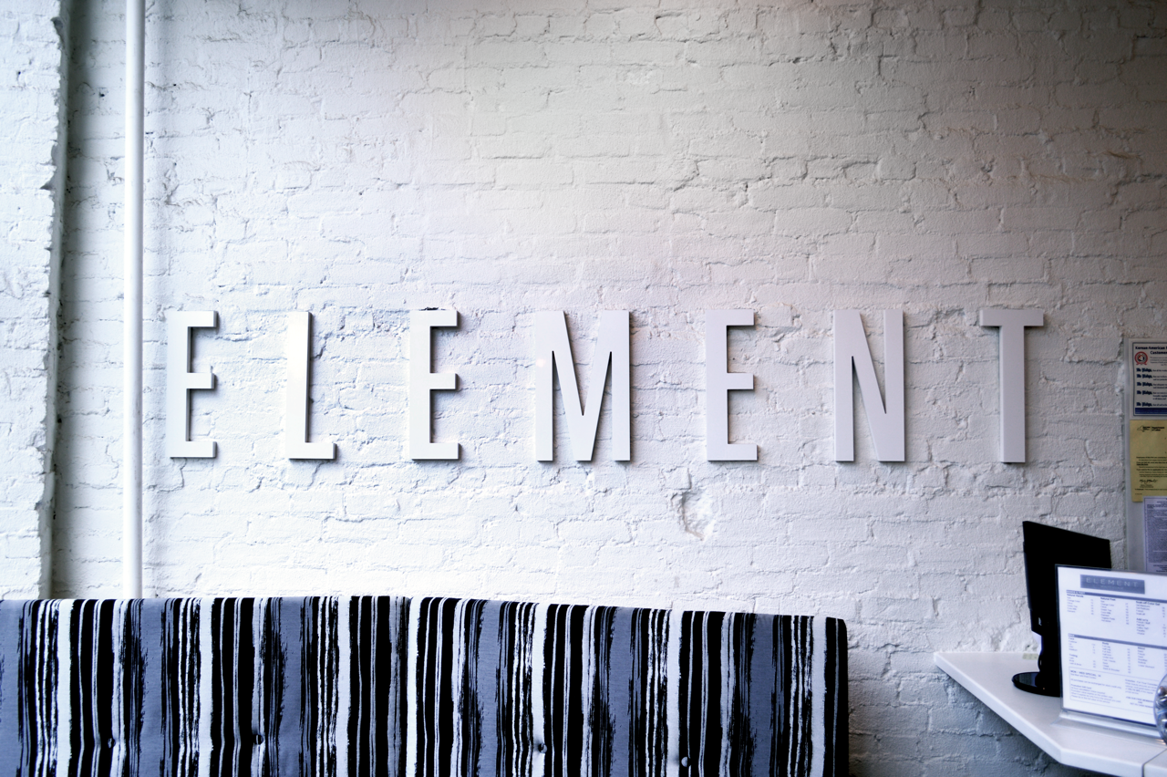 element beauty spa