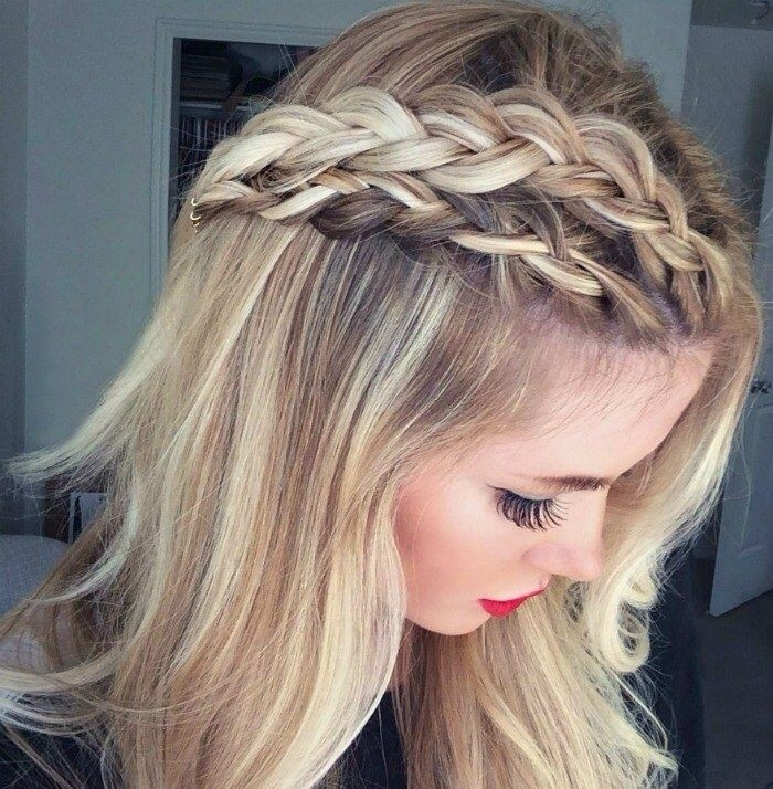 Stupendous 5 Quick Hairstyles For Straight Hair Best Hairstyles 2017 Hairstyle Inspiration Daily Dogsangcom