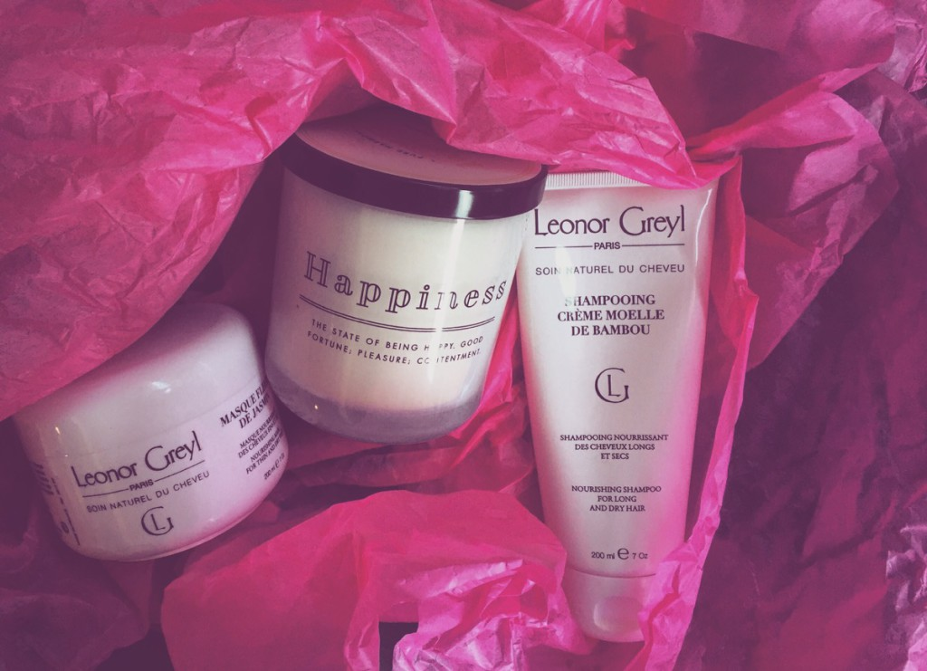 leonor greyl products