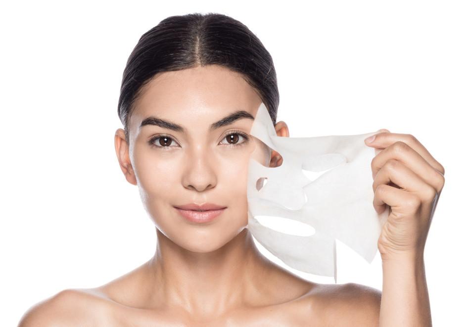 Anti oxidant face mask