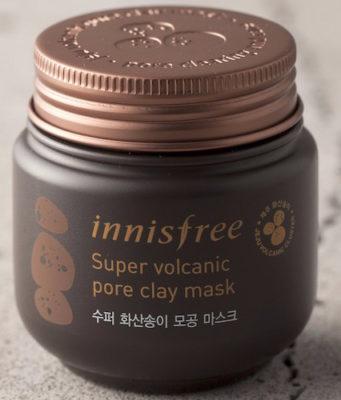 Innisfree Pore Clay Mask