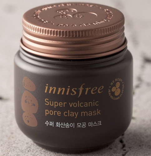 Innisfree Pore Clay Mask