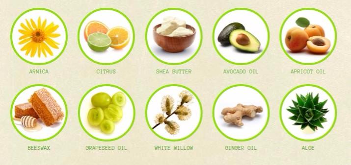 silky skin custard Ingredients