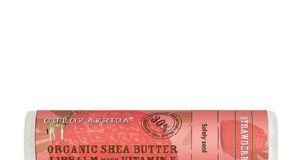 Out of Africa Strawberry Shea Butter Lip Balm