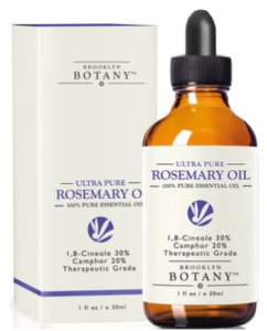 Brooklyn Botany Ultra Pure Rosemary Oil