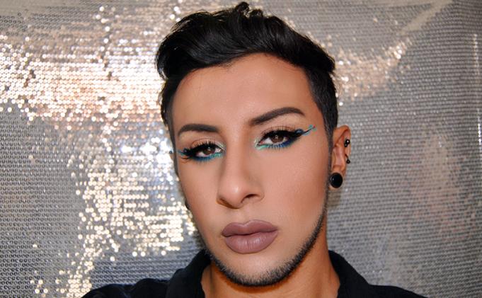 winged eye makeup tutorial
