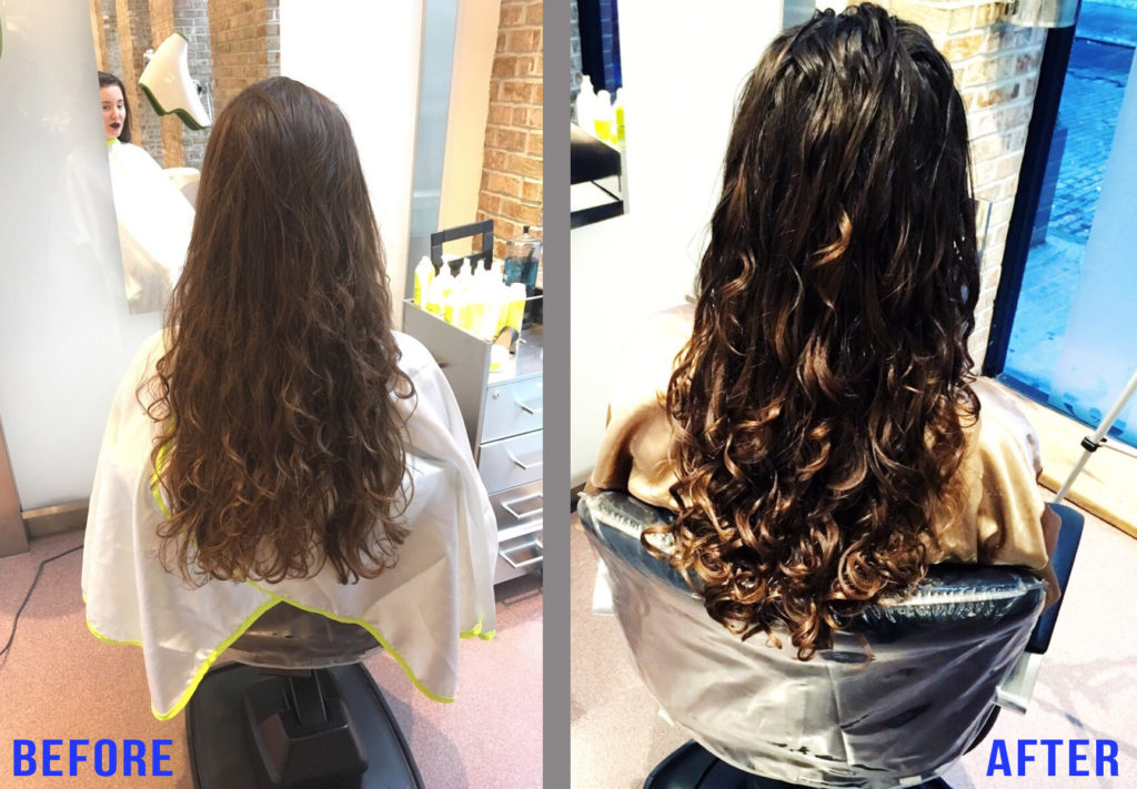 Devachan Salon For Curly Hair Defining Your Curls