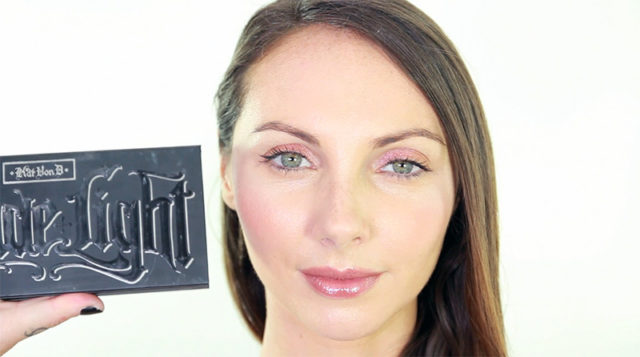 contouring and highlight makeup video tutorial chicstudios