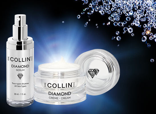 G.M.Collin Diamond Derum and Cream