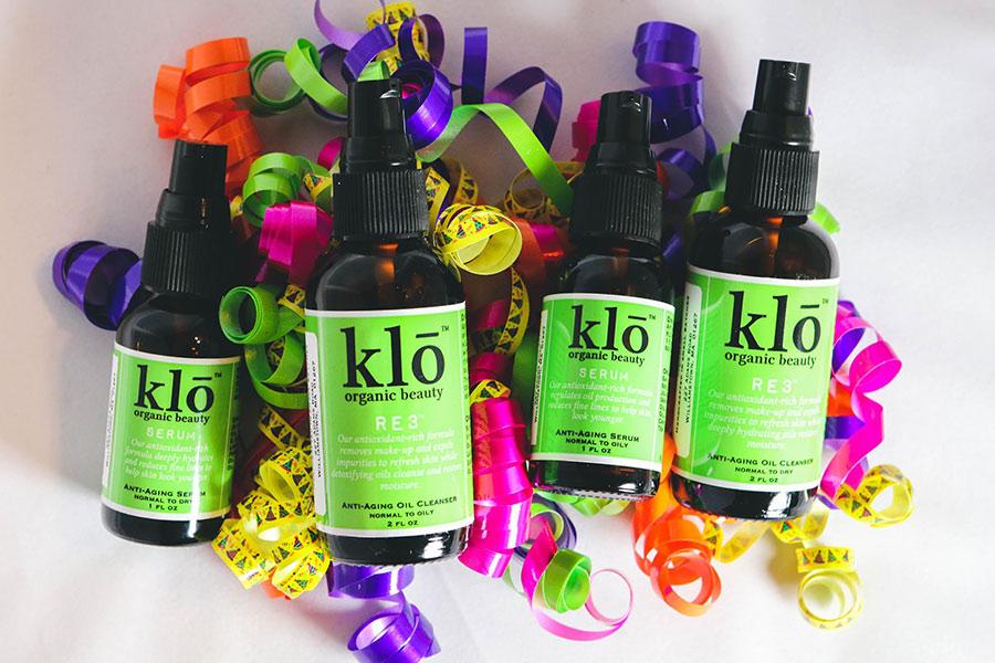 Klō Organic Beauty Oils