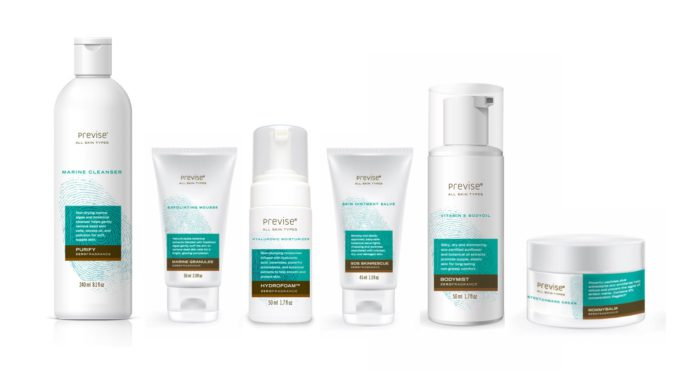 previce Customized Skin Care Solutions