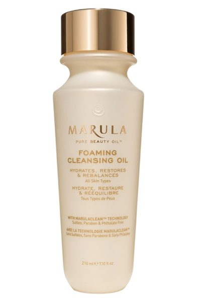 Marula Pure Beauty Oil Foaming Cleansing Oil