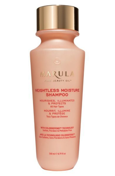 Marula Pure Beauty Oil Weightless Moisture Shampoo