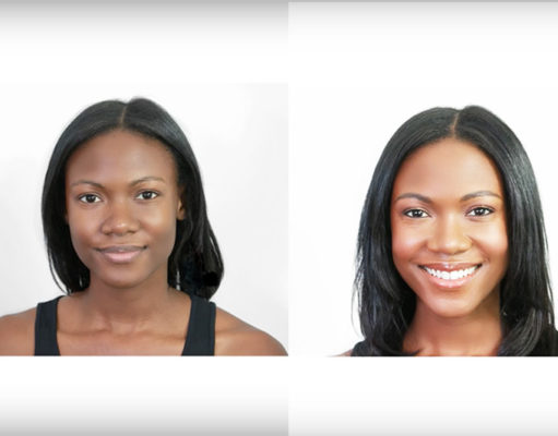 makeup tutorial dark skin tone and features