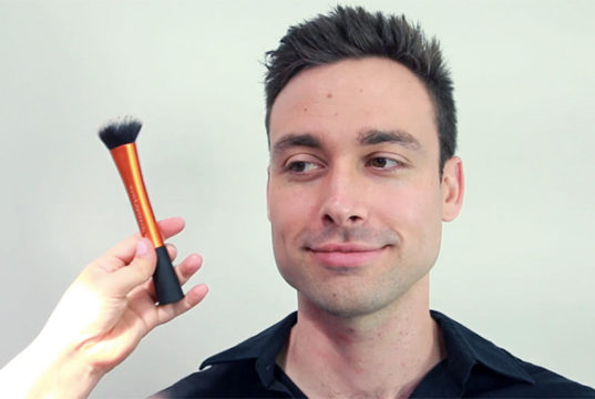 Male Grooming, Beard and Shaving Video