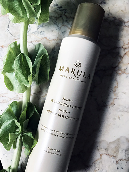 Marula Oil 5 in 1 Volumizing Spray