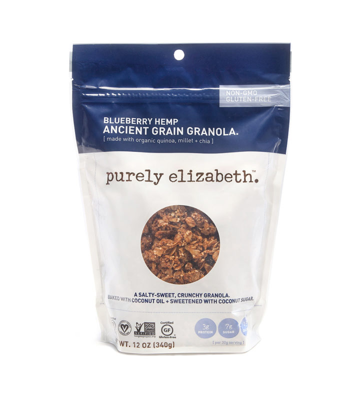 Pure Elizabeth GRANOLA-BLUEBERRY-HEMP