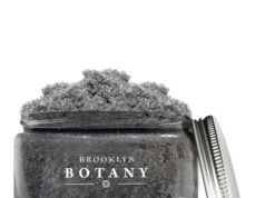 brooklyn botany activated charcoal scrub