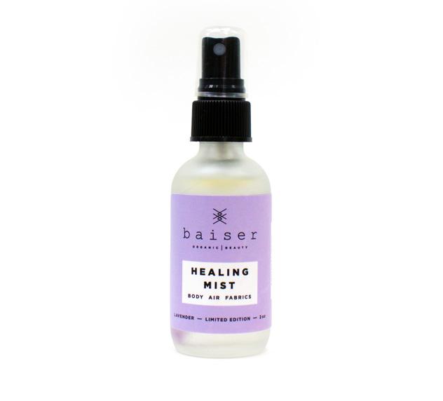 Baiser Beauty Healing Mist Lavender Amethyst
