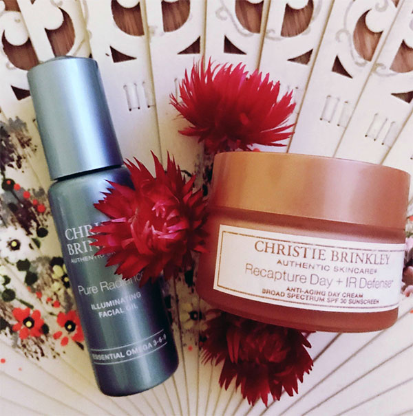 christie brinkley skincare