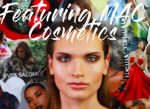 Makeup Tutorial Contour + Highlight featuring MAC Cosmetics