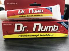 Dr Numb