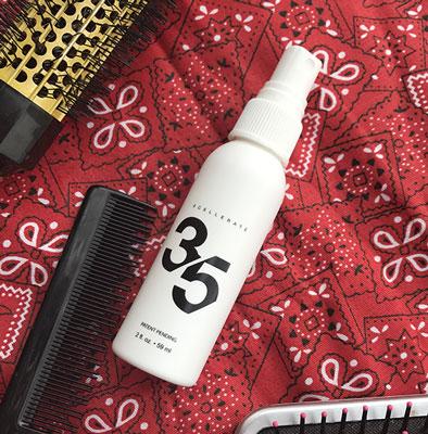 Xcellerate35 hair growth