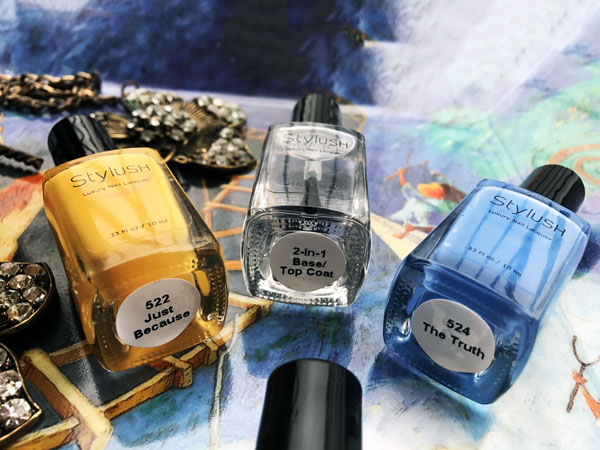 stylush nail lacquer