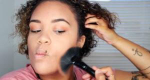 wake up and makeup