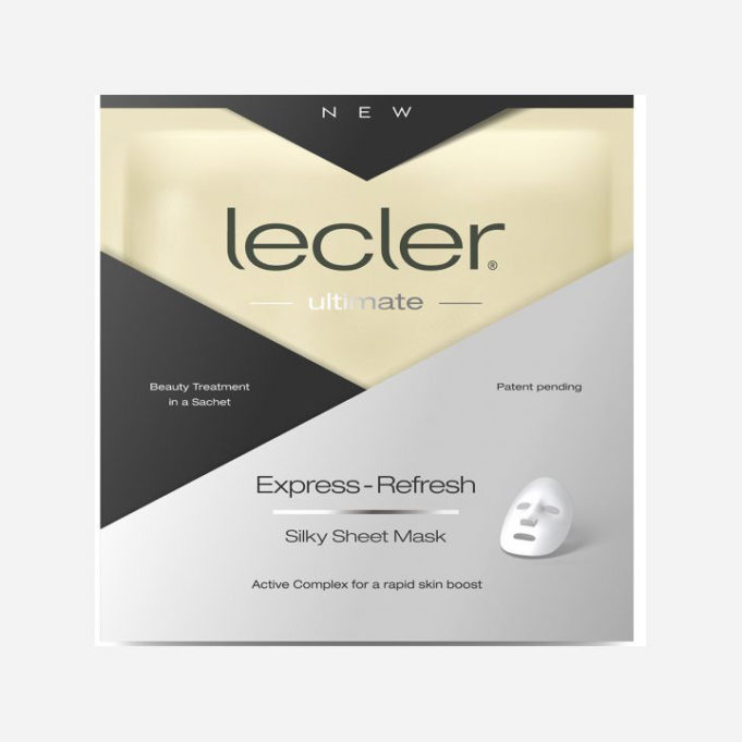 Express-refresh sheet mask lecler