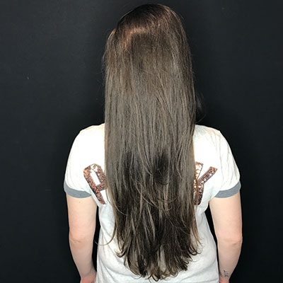 Rogue Hair Salon Long Layered Haircut