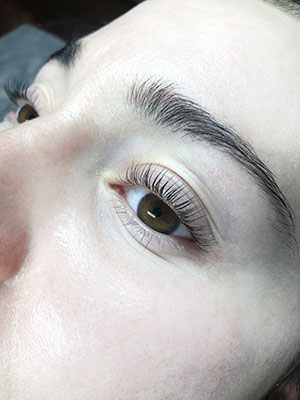 yumi lash keratin lash treatment