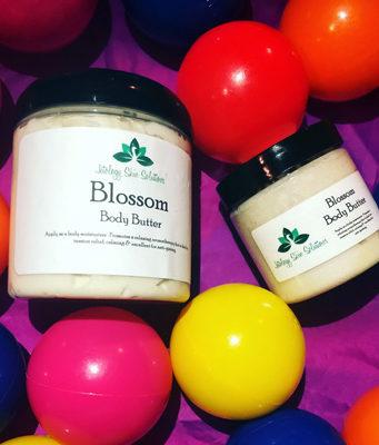 JET Cosmetics Blossom Body Butter