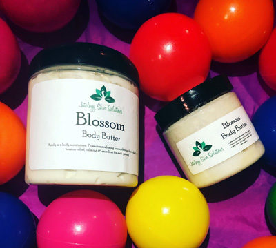 JET Cosmetics Blossom Body Butter