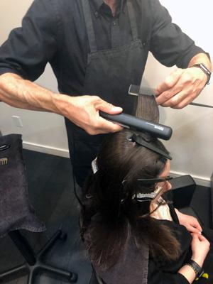 OonArvelo Salon Cezanne Treatment