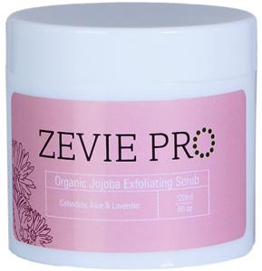 Zeevie Organic Jojoba Exfoliating Scrub