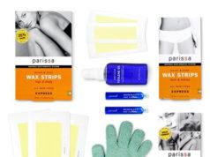 PARISSA WAX STRIPS SUPER PACK