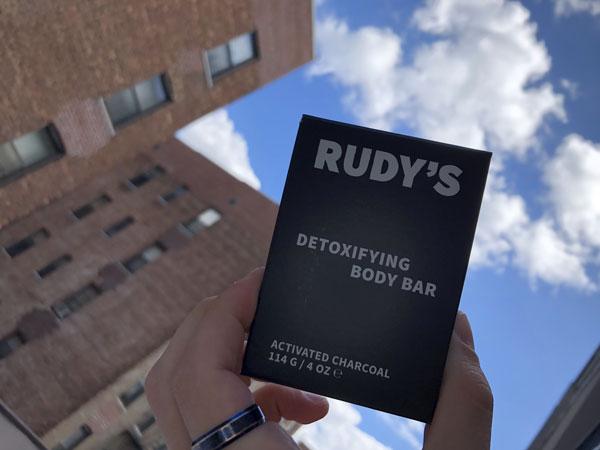 Rudy's Detoxifying Body Bar