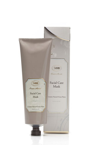 Ocean Secrets Facial Care Mask