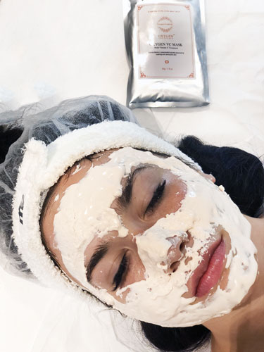 Oxygen VC Mask