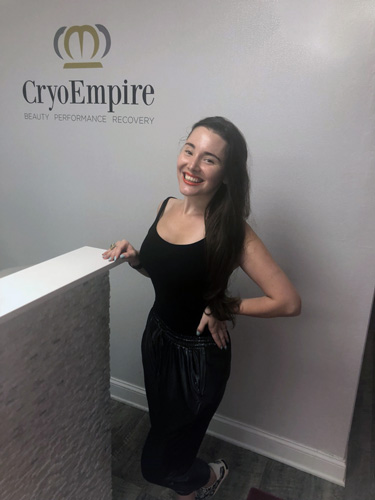 cryoempire cryotherapy