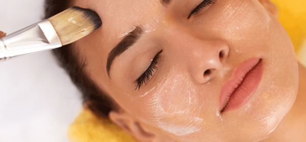 Facial picture spa