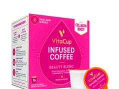 VitaCup Beauty Blend Coffee