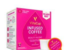 VitaCup Beauty Blend Coffee