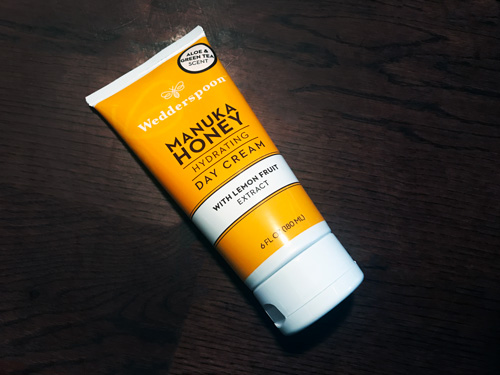 Wedderspoon Manuka Honey Hydrating Day Cream