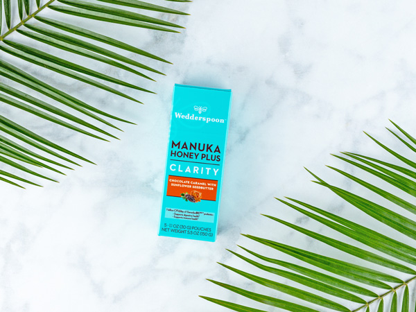 Wedderspoon Manuka Honey Plus Clarity