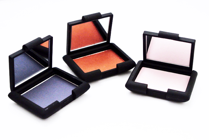 Bright Eyeshadows from NARS