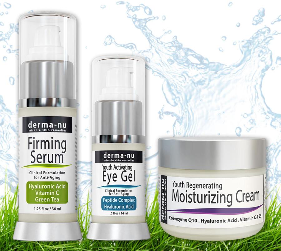 derma nu Facial Products