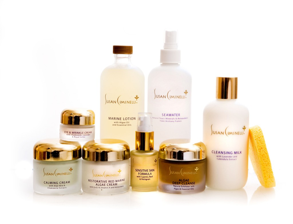 Susan Ciminelli Natural Skincare Products